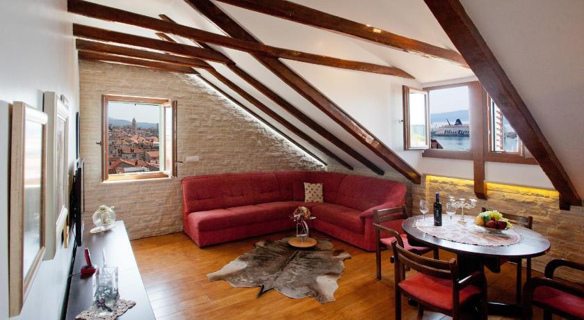 Apartment Split Belvedere (Split)