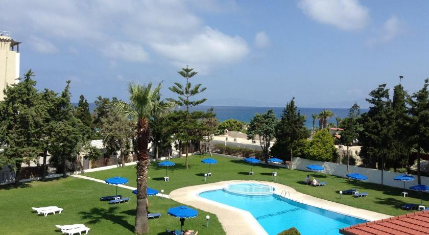 Matoula Beach, Hotel, Poseidonos str., Rhodes, 85101, Greece