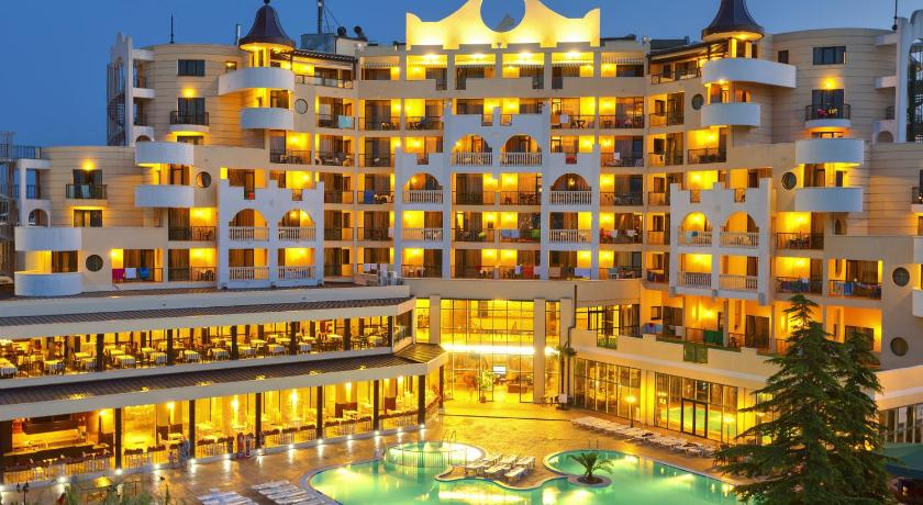 Booking Com  Imperial Hotel - All Inclusive