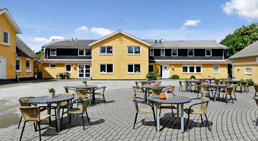 Hotel Kirkedal (Danmark Lønstrup) - Booking.com
