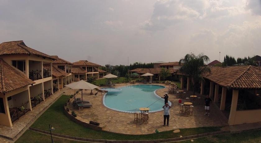 Terrasse bujumbura for Aparthotel jardin tropical