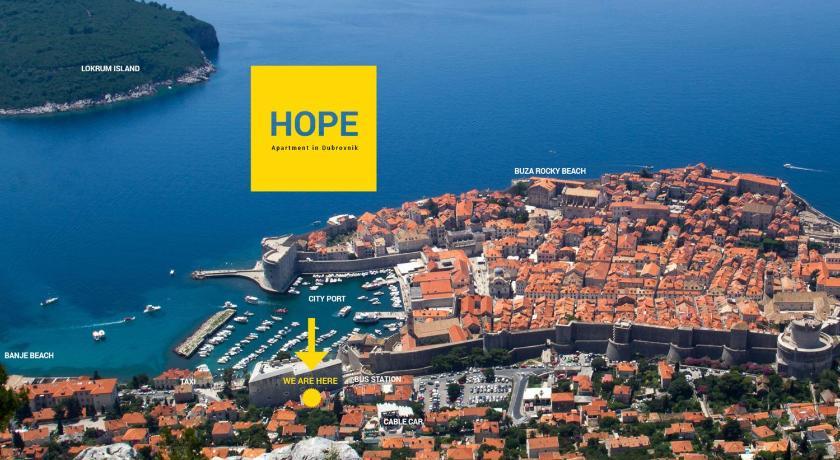 Hope Apartment in Dubrovnik