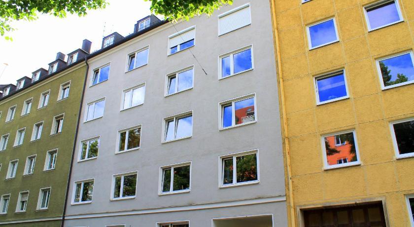 Apartment Nanuk (München)
