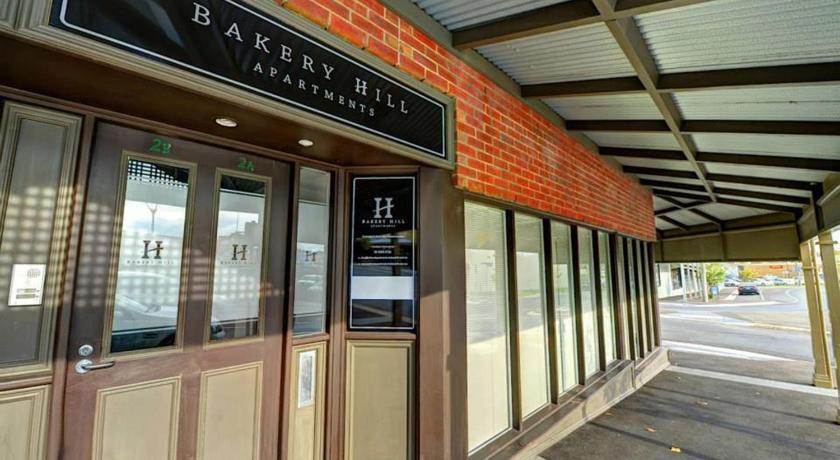 Bakery Hill Apartments