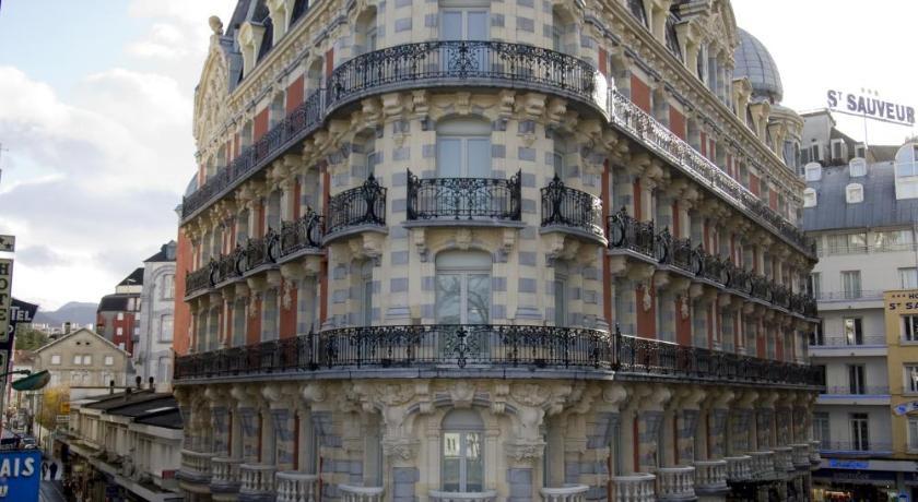 grand h 244 tel moderne francia lourdes booking