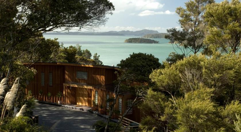 Opua Hotels, North Island, New Zealand