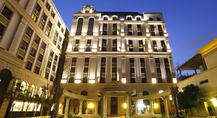 Miaoli maison de chine hotel zhunan taiwan for Chaine hotel