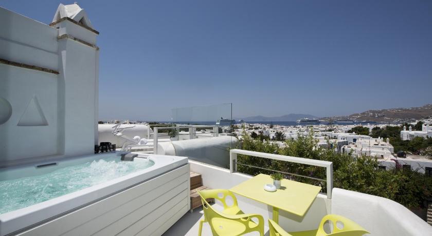 ギリシャ,ミコノス・シティー,セメリ ホテル(Semeli Hotel)