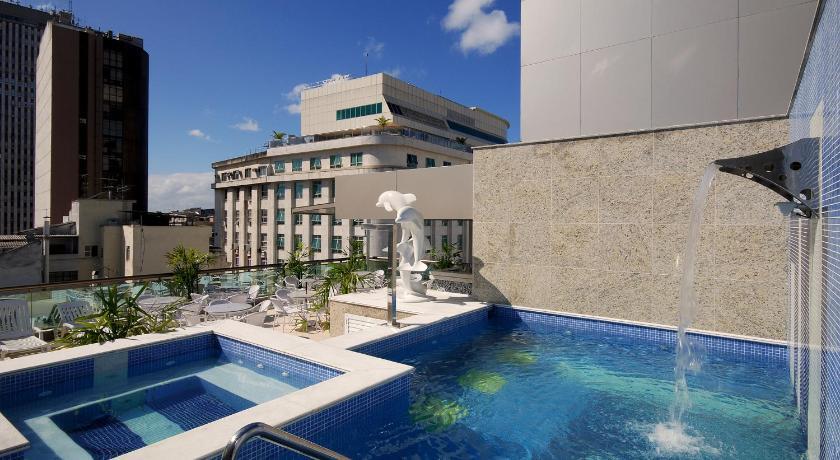 Hotel atl ntico business centro rio de janeiro brazil for Central de reservation hotel