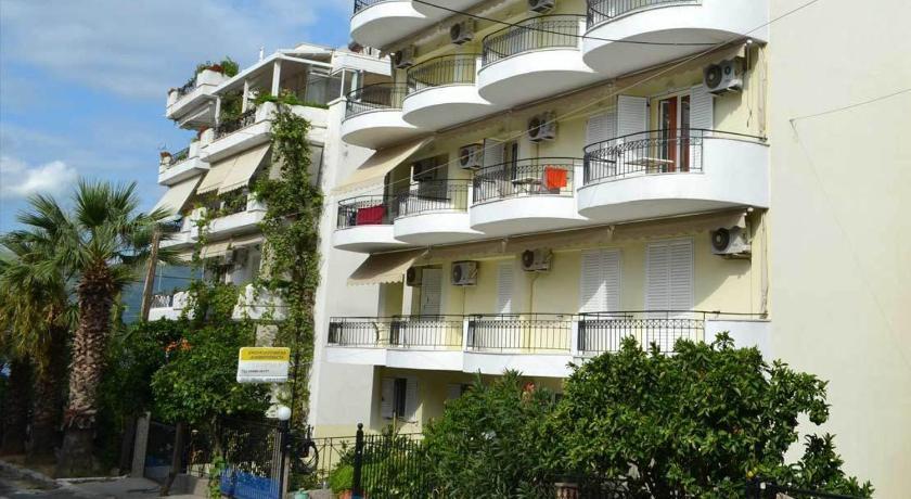 Stergiou Edipsos, Hotel, Papadiamanti 1, Loutra Edipsou, 34300, Greece
