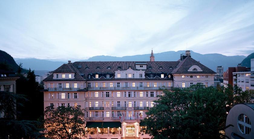 Parkhotel Laurin (Bozen)