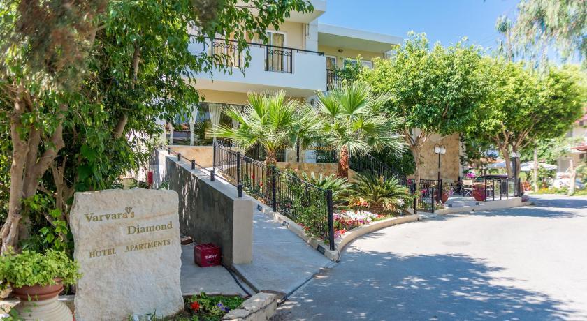 Varvaras Diamond Hotel, Hotel, Platanias, Chania Region, 74100, Greece