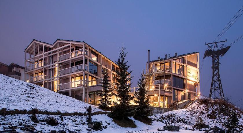 Image gallery matterhorn zermatt hotels for Design hotel zermatt