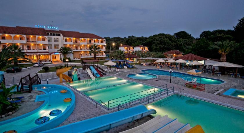 Hotel Kanali, Hotel, Paralia Kanali, Preveza, 48100, Greece