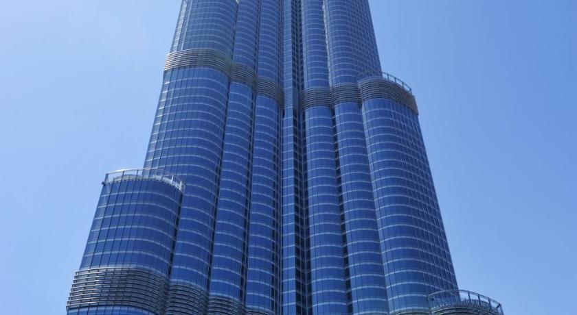 Burj khalifa hotel utstyre komfort Armani hotel in burj khalifa