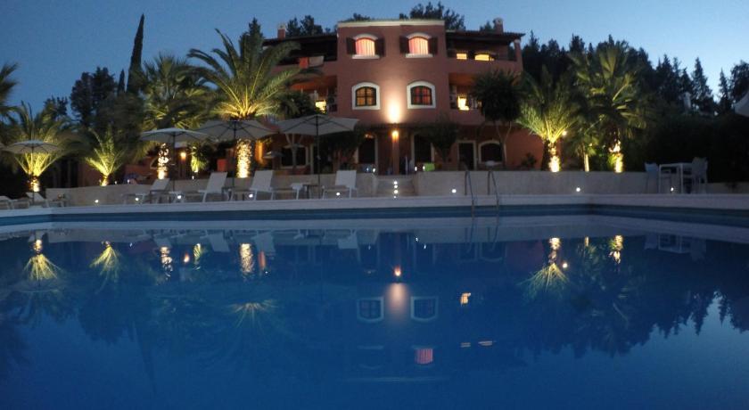 The Palm Garden Andreas Villas Golf, Villa, Ermones, Corfu, 49100, Greece