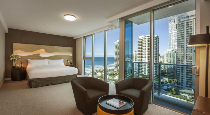 Hotel Hilton Surfers Paradise