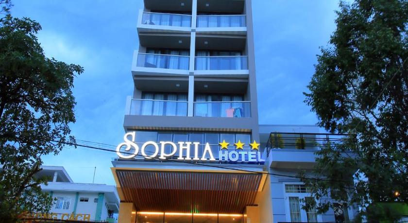 Kết quả hình ảnh cho sophia hotel nha trang