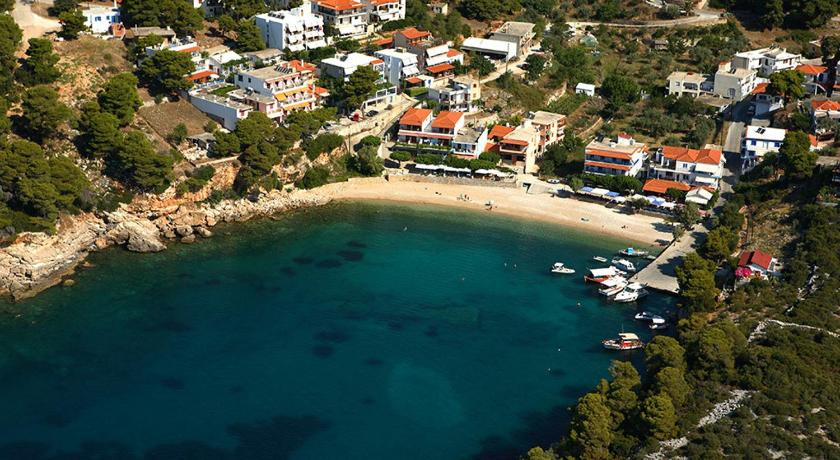 Ostria, Hotel, Rousoum Gialos,Santorini, 37005, Greece
