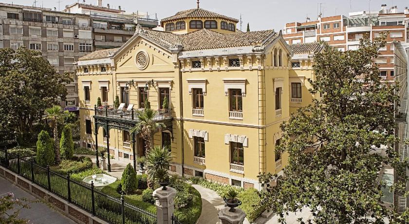 Top deals hotel hospes palacio de patos granada spain - Hotel hospes palacio de los patos ...