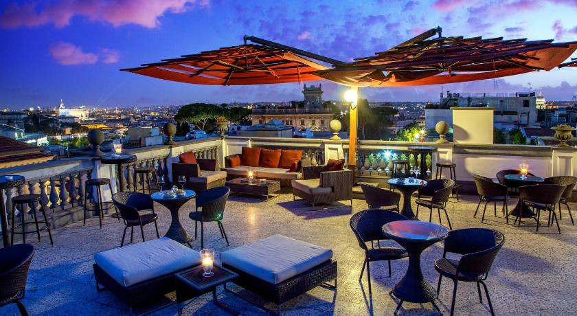 Hotel Ivanhoe Roma
