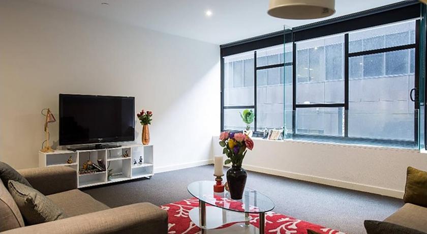 Apartment Anchor on Collins Skyloft
