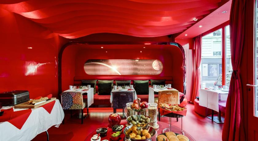 Unusual Hotels In Paris