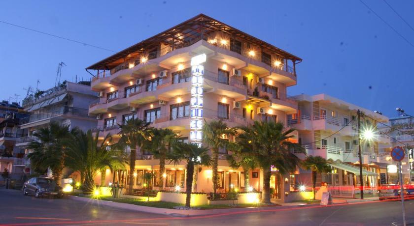 Tropicana, Hotel, Nautikou Omilou 8, Pieria, 60100, Greece