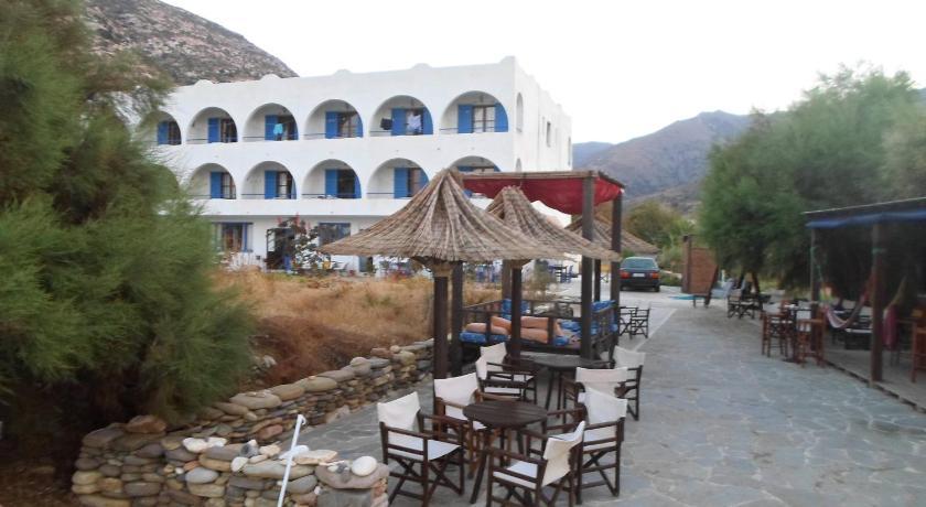 Kouros, Hotel, Apollonas, Naxos, 84301, Greece