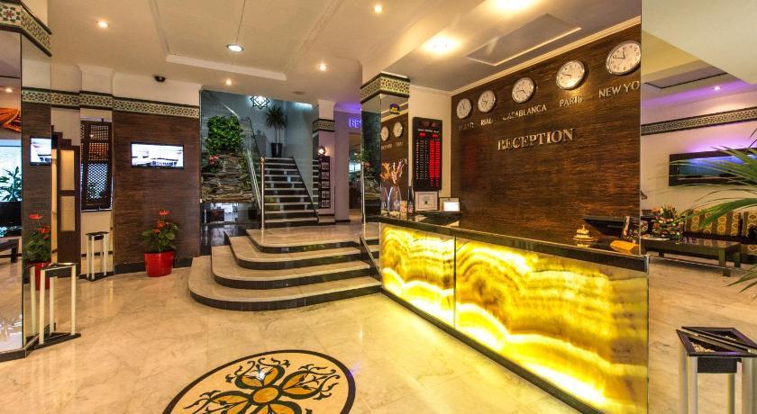 H tels casablanca derni re minute for Hotel reservation derniere minute