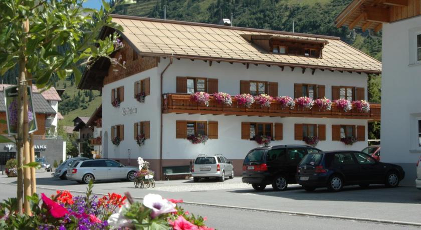 Pension Walserheim (Lech am Arlberg)