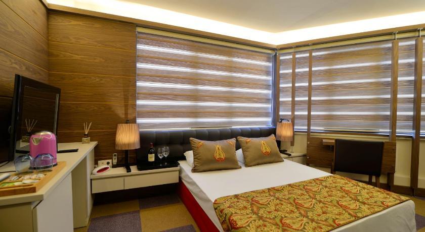 Istcity hotel stanbul t rkiye 89 konuk for Arsima hotel