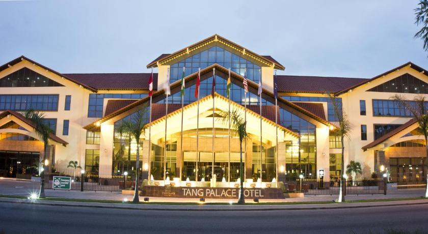 Tang Palace Hotel Accra