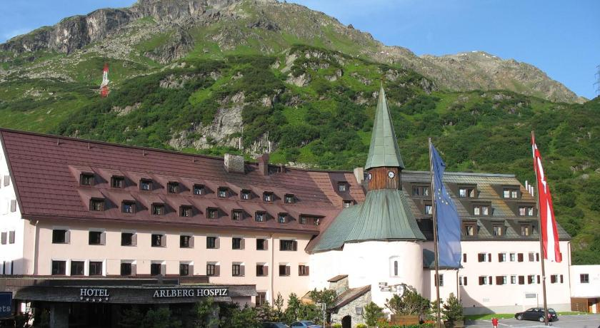 Arlberg Hospiz Hotel St Christoph Austria