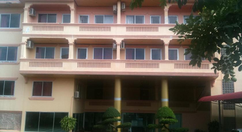Sihanoukville Hotel ist Girl Friendly. Keine Joiner Fee