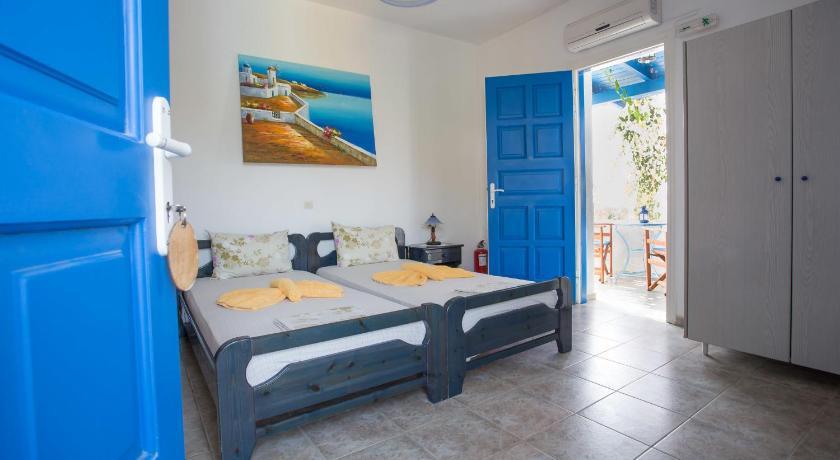 Firoa Studios, Hotel, Donousa, Cyclades Islands, 84300, Greece