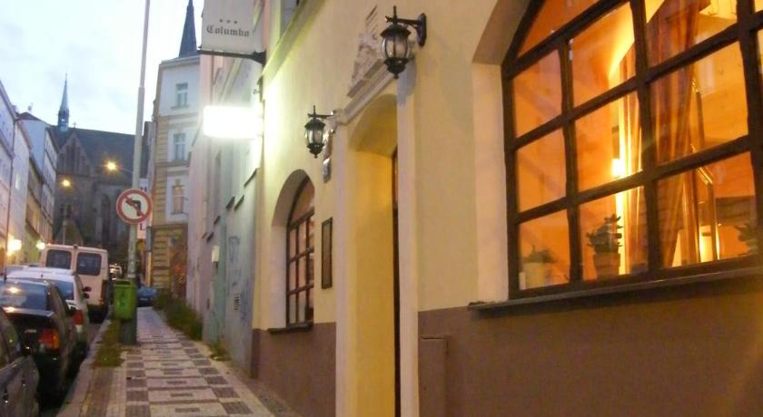 Hotel Columbo (Prag)