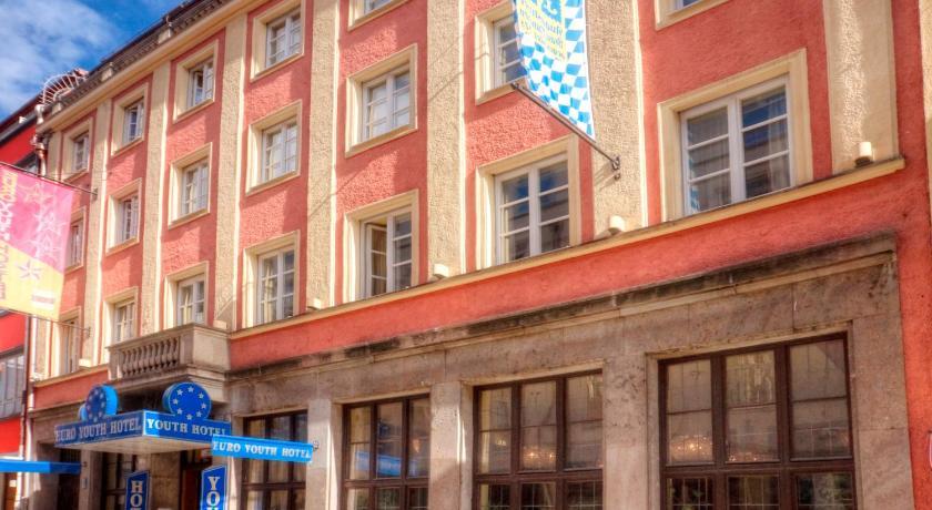 Euro Youth Hotel Munich in München