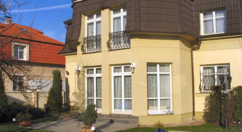 Villa Olivia in Prag