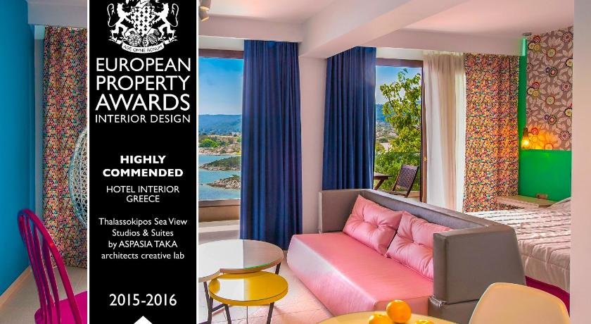 Thalassokipos, Hotel, Vourvourou, Halkidiki, 63088, Greece