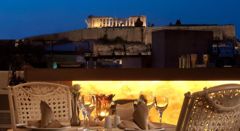 The Athenian Callirhoe Exclusive Hotel (Athen)