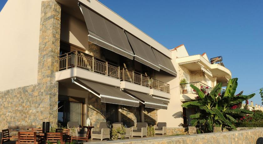 Royalty Suites, Hotel, Agia Varvara beach, Nikiti, 63088, Greece