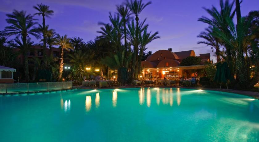 Hotel Farah Marrakech Booking