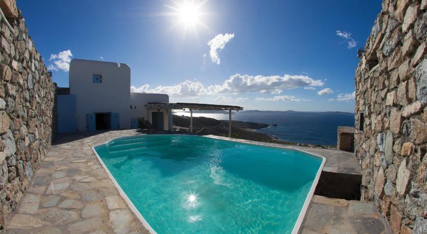 Villa Ellis Mar, Villa, Agios Stefanos, Mykonos, 84600, Greece