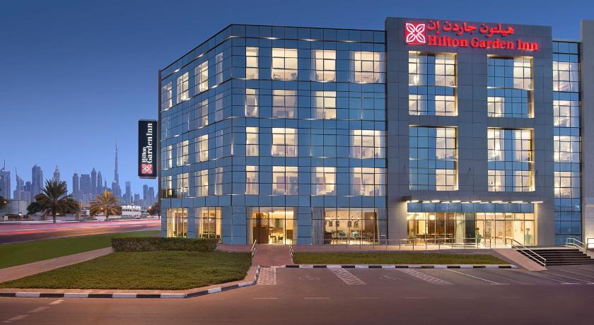 5-Star Hotels in Downtown Dubai   Marriott Hotel Al Jaddaf