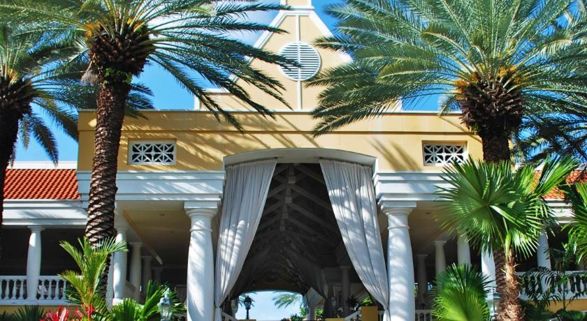 キュラソー島,ウィレムスタッド,キュラソー マリオット ビーチ リゾート & エメラルド カジノ(Curacao Marriott Beach Resort & Emerald Casino)