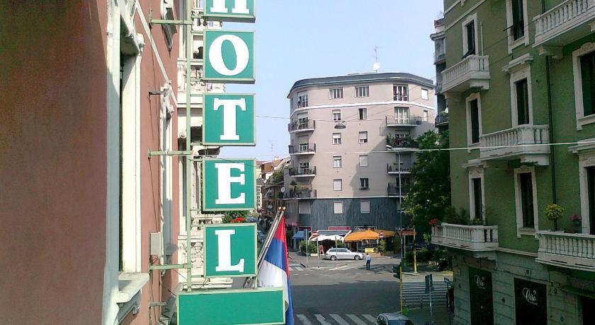 Hotel Losanna (Mailand)