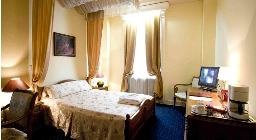 ブルガリア,ソフィア,マリア ルイーザ ホテル(Maria Luisa Hotel)