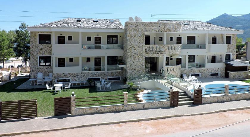 Hatzoudis Luxury Suites, Hotel, Chrisi Ammoudia, Thassos, 64004, Greece