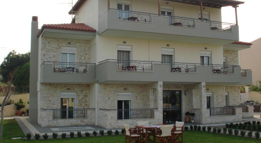 Onar Studios, Hotel, Afitos, Halkidiki, 63077, Greece